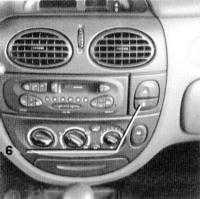 1.12  Открывание и закрывание дверей Renault Megane