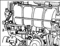 11.17 Снятие и установка насоса рулевого гидроусилителя Renault Megane