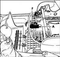 13.2 Общее описание плавких предохранителей и реле Renault Megane