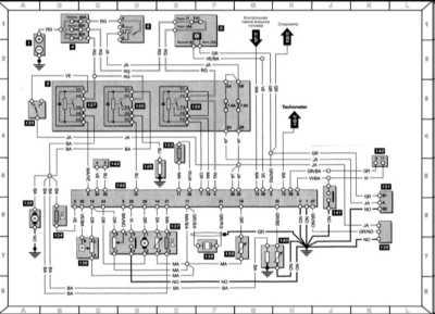 14.9 Система центрального впрыска топлива Siemens - Fenix 3