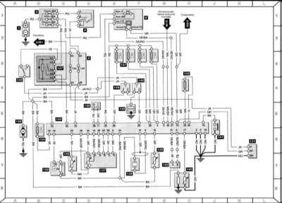 14.10 Полупоследовательная система распределенного впрыска топлива Siemens