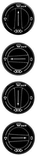 2.6 Отопитель и кондиционер Saab 9000