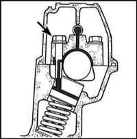 4.8 Снятие, осмотр и установка распредвала (распредвалов) и гидравлических   толкателей клапанов