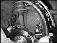 5.4 Снятие, разделение и установка на место двигателя и трансмиссии