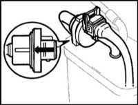8.2 Тестирование и замена компонентов систем контроля токсичности выхлопных газов Saab 9000