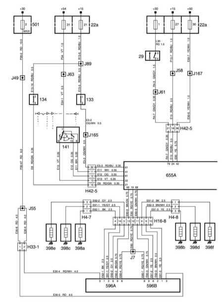 15.3 Система управления дизельным двигателем V6, версия 1