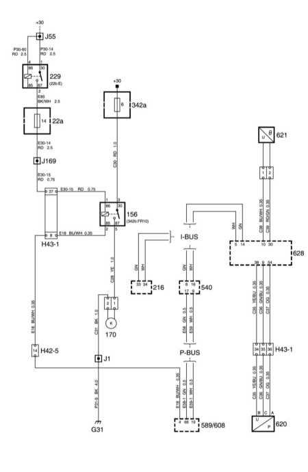 15.70 Система К/В бензиновых моделей