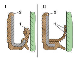 2.10 Замена переднего сальника коленчатого вала