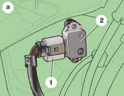 4.20 Проверка датчика температуры воздуха, поступающего в двигатель