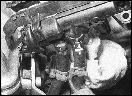 система впрыска magnetti-marelli 1 av