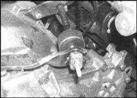 8.3 Снятие, установка и регулировка троса привода сцепления