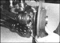 10.2 Снятие и установка приводных валов