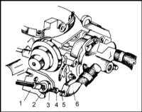 6.1.3 Карбюратор - общая информация, регулировки и обслуживание Skoda Felicia