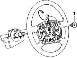 1.2.29 Круиз-контроль (система автоматического поддержания заданной скорости автомобиля) (дополнительное оборудование)