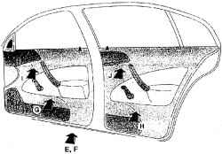 1.2.3 Комбинированный переключатель освещения, света фар и указателей поворотов