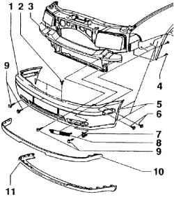 1.2.22 Верхний стоп-сигнал (дополнительное оборудование)