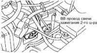 7.11 Обслуживание свечей зажигания Subaru Forester