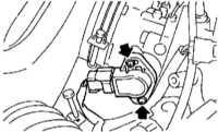 8.4 Информационные датчики, реле и исполнительные устройства - общая информация Subaru Forester