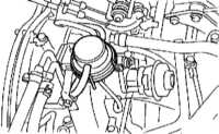 8.6 Система рециркуляции отработавших газов (EGR) Subaru Forester