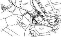 8.9 Каталитический преобразователь - общая информация, проверка состояния и замена Subaru Forester