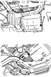 3.32 Замена ATF автоматической трансмиссии