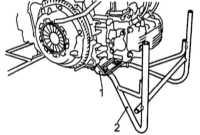 4.2 Капитальный ремонт и обслуживание двигателя - общая информация
