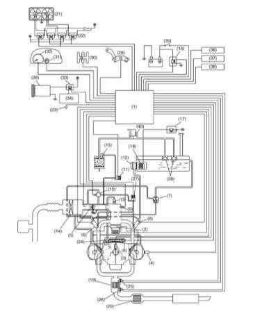 6.3.1 Системы управления двигателем и снижения токсичности отработавших   газов