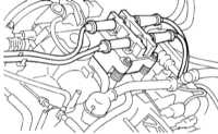 7.7 Снятие, установка и проверка состояния модуля(ей) зажигания
