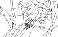 7.7 Снятие, установка и проверка состояния модуля(ей) зажигания Subaru Legacy Outback