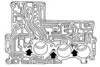 9.13 Снятие, обслуживание и установка клапанной сборки Subaru Legacy Outback
