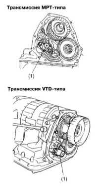 9.2 Электрогидравлическая система управления - общая информация, назначение   основных элементов Subaru Legacy Outback
