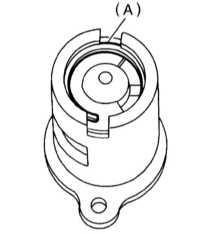 8.14 Снятие, обслуживание, установка и регулировка сборки механизма   блокировки включения задней передачи Subaru Legacy Outback