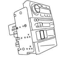 14.17 Обогрев щеток стеклоочистителей - общая информация, проверка исправности функционирования компонентов, восстановительный ремонт термоэлектрического нагревательного элемента