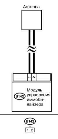 14.30 Система иммобилизации двигателя - устройство, принцип функционирования,   диагностика неисправностей Subaru Legacy Outback