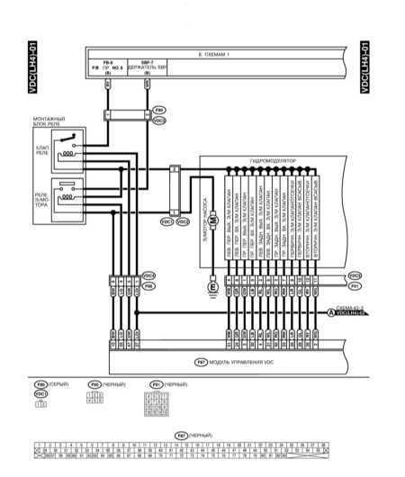 14.37.42 Система динамической стабилизации (VDC)
