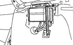 5.6 Сепаратор топлива (только модели 4WD)