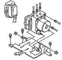 19.0 Антиблокировочная тормозная система (ABS)