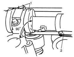 2.1.2 Проверка приводного ремня Suzuki Liana