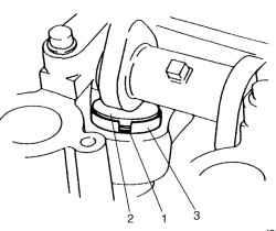 2.1.6 Проверка зазоров в приводе клапанов Suzuki Liana