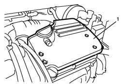 2.2.9 Снятие и установка крышки головки блока цилиндров