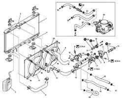 2.3.5 Снятие и установка термостата