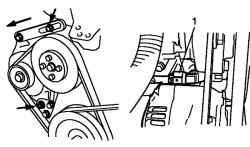 2.8.11 Проверка датчика положения коленчатого вала
