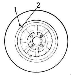 4.2.2 Описание шин Suzuki Liana