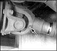 2.16 Смазка ходовой части, подвесок, рулевого управления и деталей кузова