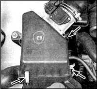 2.24 Фильтрующий элемент воздушного фильтра