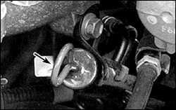 2.7 Проверка уровня жидкости в автоматической трансмиссии