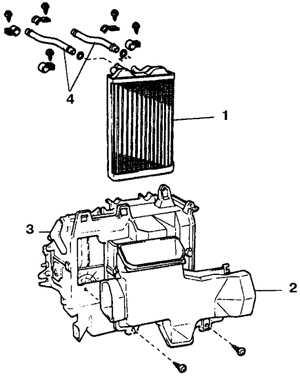 4.10 Радиатор отопителя