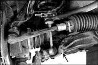 9.3 Стабилизатор передней подвески