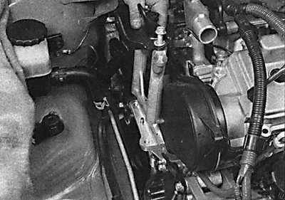 5.6 Последовательность разборки двигателя