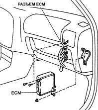 9.3 Система электронного управления (TCCS)